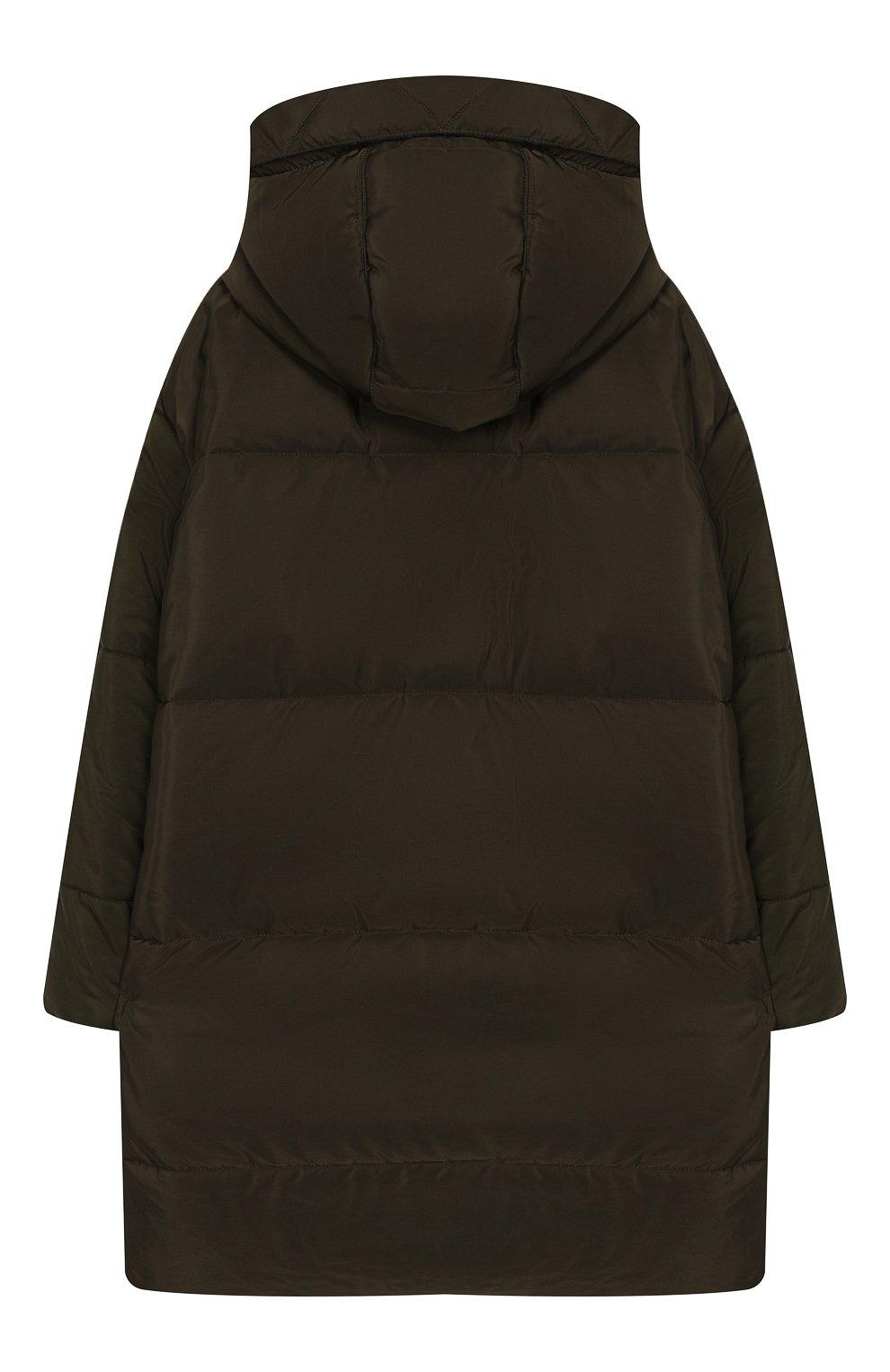 Пальто с капюшоном | Фото №2