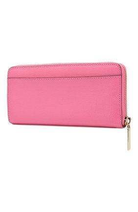 Женские кошелек sylvia KATE SPADE NEW YORK розового цвета, арт. PWRU7245 | Фото 2