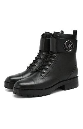 Кожаные ботинки Tatum | Фото №1