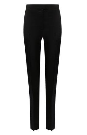 Женские брюки из вискозы HELMUT LANG черного цвета, арт. J06HW207 | Фото 1