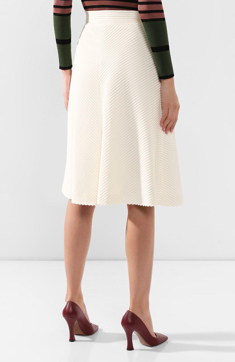 Хлопковая юбка   Фото №4