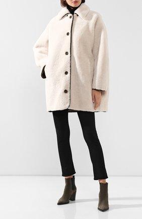 Женское пальто YS ARMY PARIS белого цвета, арт. 20WFM60589NYME | Фото 2