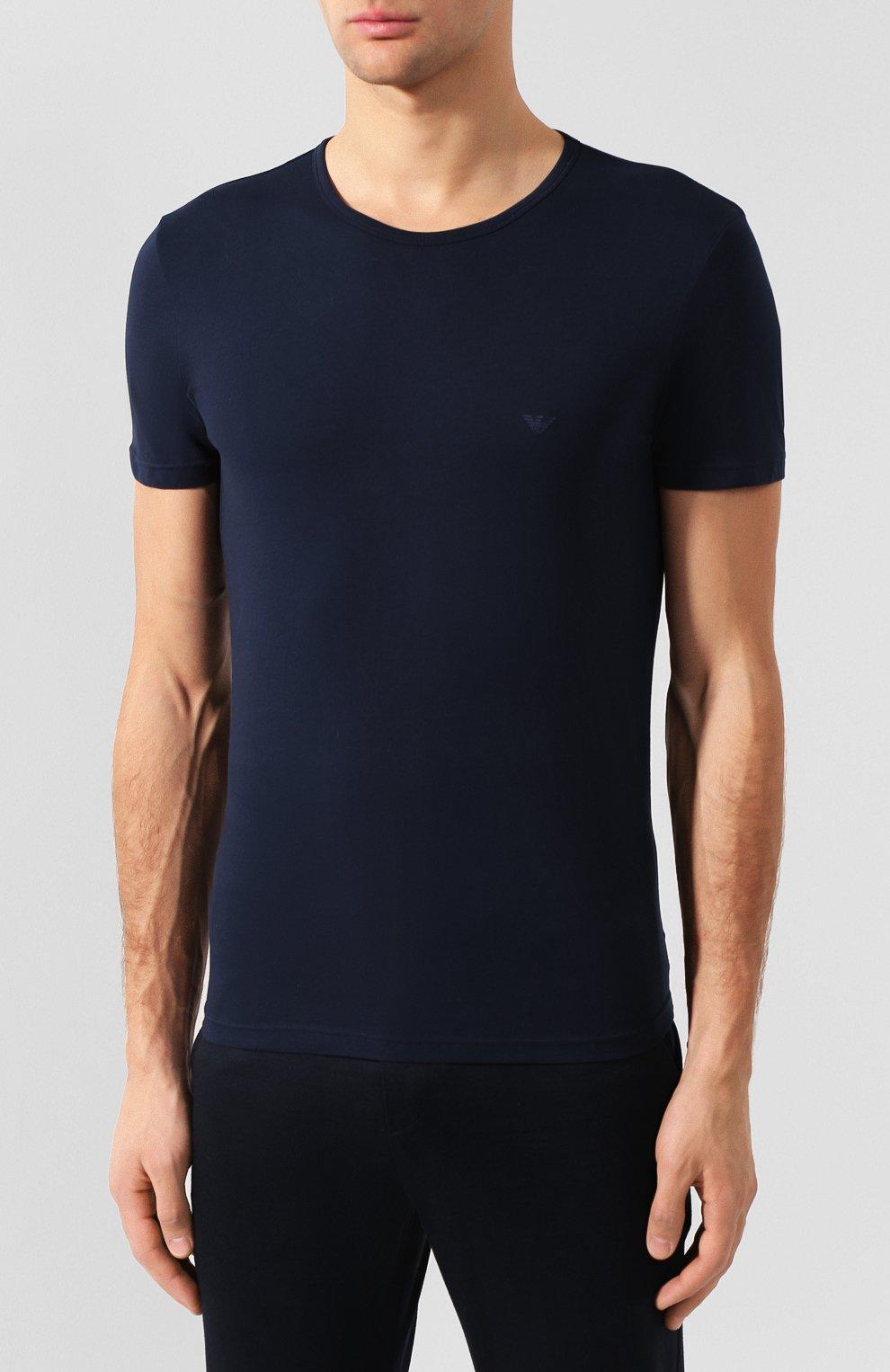 Комплект из двух хлопковых футболок   Фото №5