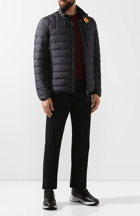 Пуховая куртка Ugo | Фото №2