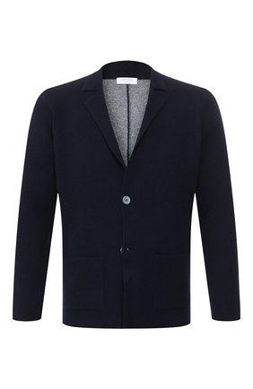 Пиджак из смеси шерсти и вискозы | Фото №1