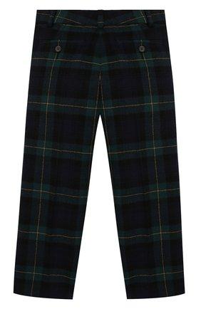 Детские шерстяные брюки POLO RALPH LAUREN черного цвета, арт. 321760256 | Фото 2