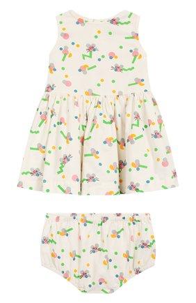 Комплект из платья и шорт | Фото №1