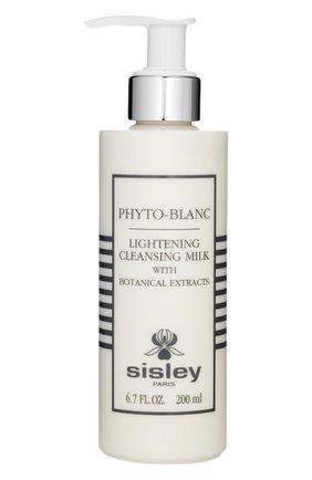 Женского осветляющее очищающее молочко phyto-blanc SISLEY бесцветного цвета, арт. 159600 | Фото 1