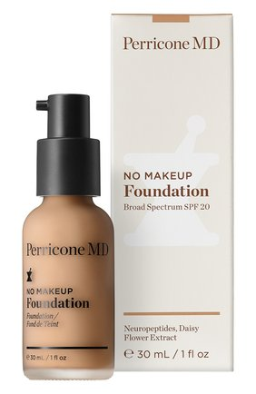 Тональная основа No Makeup Foundation SPF20, оттенок Beige | Фото №1
