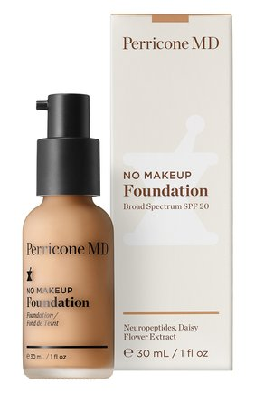 Тональная основа No Makeup Foundation SPF20, оттенок Nude | Фото №1