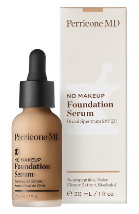 Тональная сыворотка No Makeup Foundation Serum SPF20, Buff | Фото №1