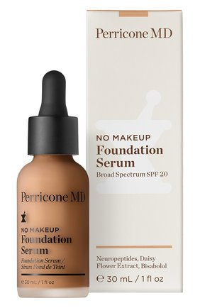 Тональная сыворотка No Makeup Foundation Serum SPF20, Golden | Фото №1