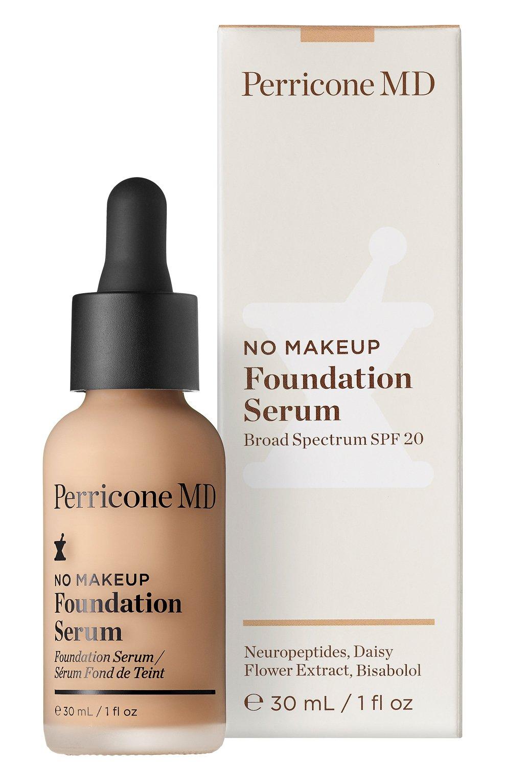 Тональная сыворотка No Makeup Foundation Serum SPF20, Ivory   Фото №1