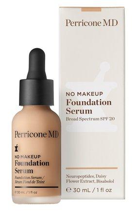 Тональная сыворотка No Makeup Foundation Serum SPF20, Ivory | Фото №1