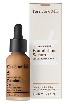 Тональная сыворотка No Makeup Foundation Serum SPF20, Tan | Фото №1