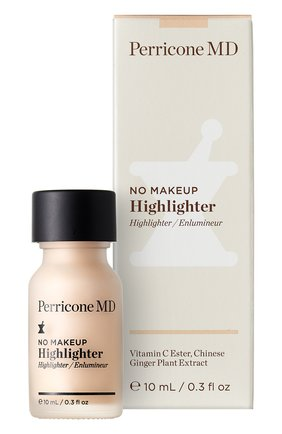 Женский хайлайтер no makeup highlighter PERRICONE MD бесцветного цвета, арт. 651473707547 | Фото 2