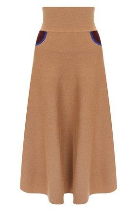 Кашемировая юбка | Фото №1