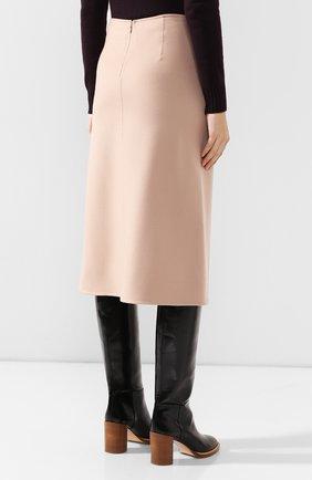 Кашемировая юбка   Фото №4