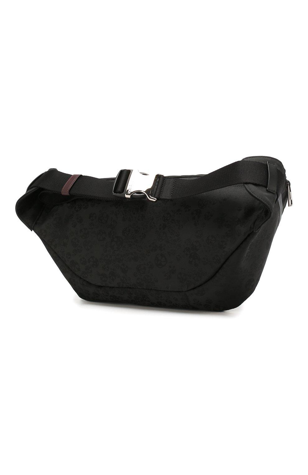 Текстильная поясная сумка | Фото №3