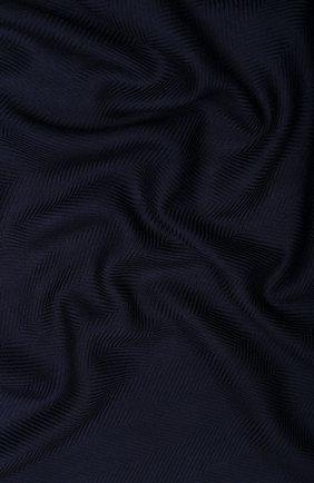 Мужской шерстяной шарф ETON темно-синего цвета, арт. A000 28049 | Фото 2