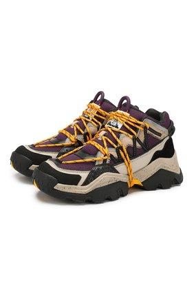 Комбинированные кроссовки Inka   Фото №1