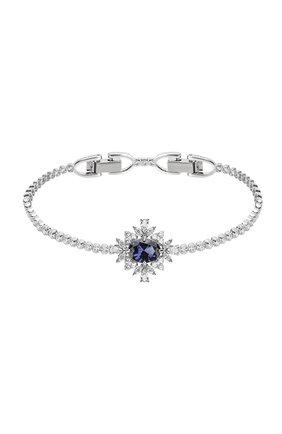 Женский браслет palace SWAROVSKI серебряного цвета, арт. 5498834 | Фото 1