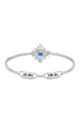 Женский браслет palace SWAROVSKI серебряного цвета, арт. 5498834 | Фото 2