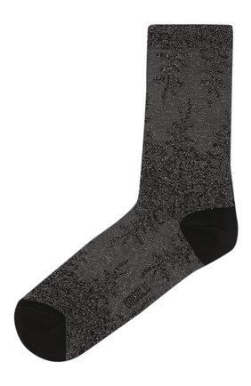 Женские носки с металлизированной нитью OROBLU черного цвета, арт. V0BFCF5XSP | Фото 1