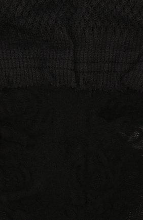 Женские чулки OROBLU черного цвета, арт. V0BC65799 | Фото 2