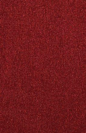 Женские носки с металлизированной нитью OROBLU бордового цвета, арт. V0BC65559 | Фото 2