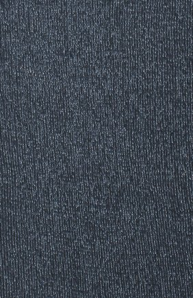 Женские носки с металлизированной нитью OROBLU темно-синего цвета, арт. V0BC65559 | Фото 2