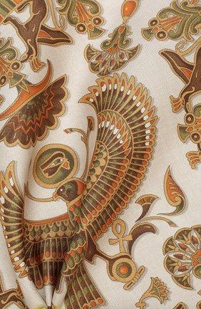 Мужской шелковый платок ETON кремвого цвета, арт. A000 31898 | Фото 2