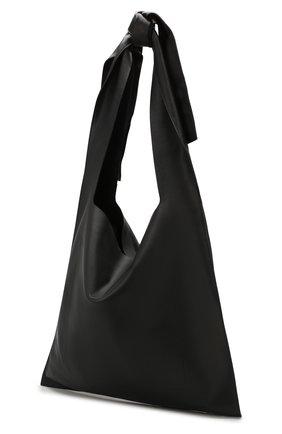 Женская сумка bow LOEWE черного цвета, арт. 329.77.Z19 | Фото 3