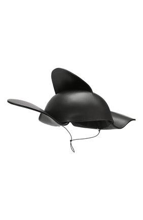 Кожаная шляпа Wings | Фото №1