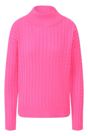 Женский кашемировый свитер ADDICTED розового цвета, арт. MK915 | Фото 1