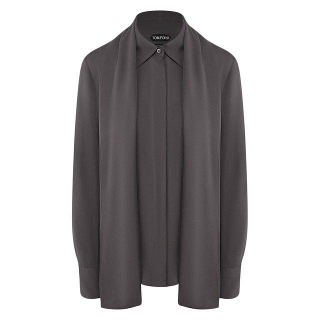 Шелковая рубашка Tom Ford