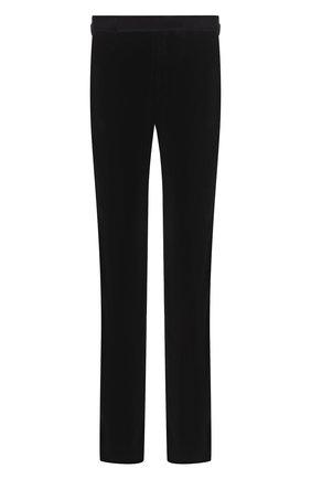 Мужской хлопковые брюки RALPH LAUREN черного цвета, арт. 798772471 | Фото 1