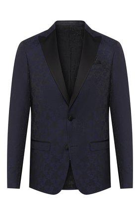 Мужской пиджак SAND темно-синего цвета, арт. 6202 STAR DANY ST | Фото 1