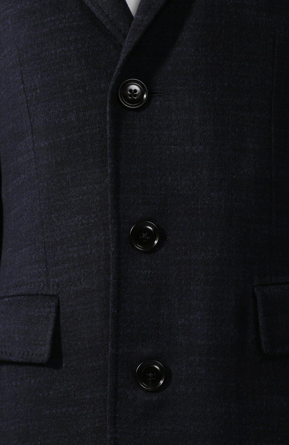Кашемировое пальто | Фото №5