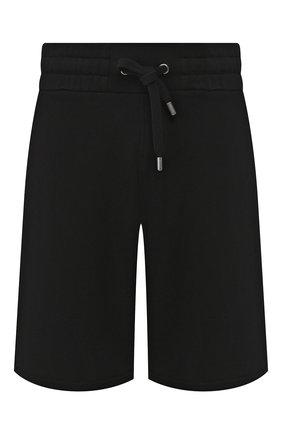 Мужские хлопковые шорты KENZO черного цвета, арт. F005PA7254MD | Фото 1