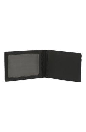 Мужской комплект из портмоне и футляра для кредитных карт BURBERRY темно-серого цвета, арт. 8014527   Фото 6
