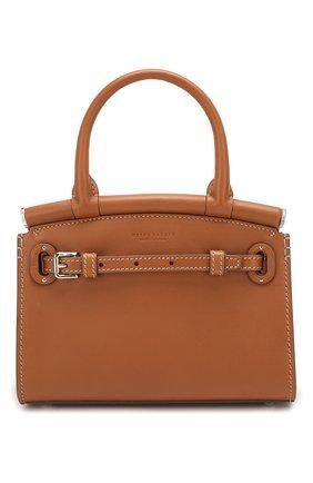 Женская сумка rl50 mini RALPH LAUREN коричневого цвета, арт. 435769078 | Фото 1
