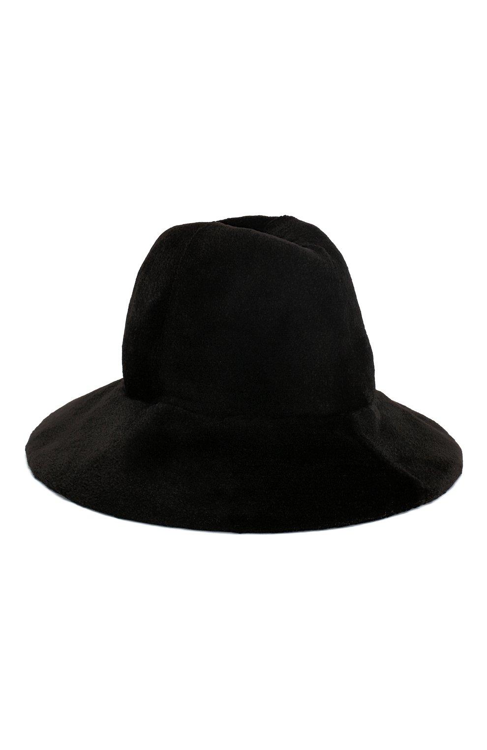 Женская шляпа из меха норки KUSSENKOVV черного цвета, арт. 151510002050 | Фото 2