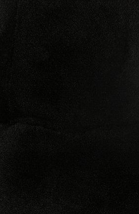 Женская шляпа из меха норки KUSSENKOVV черного цвета, арт. 151510002050 | Фото 3