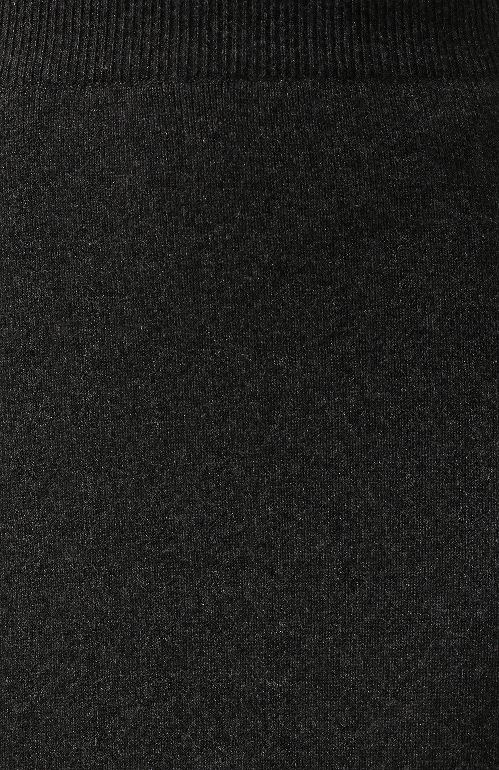 Кашемировая юбка | Фото №5