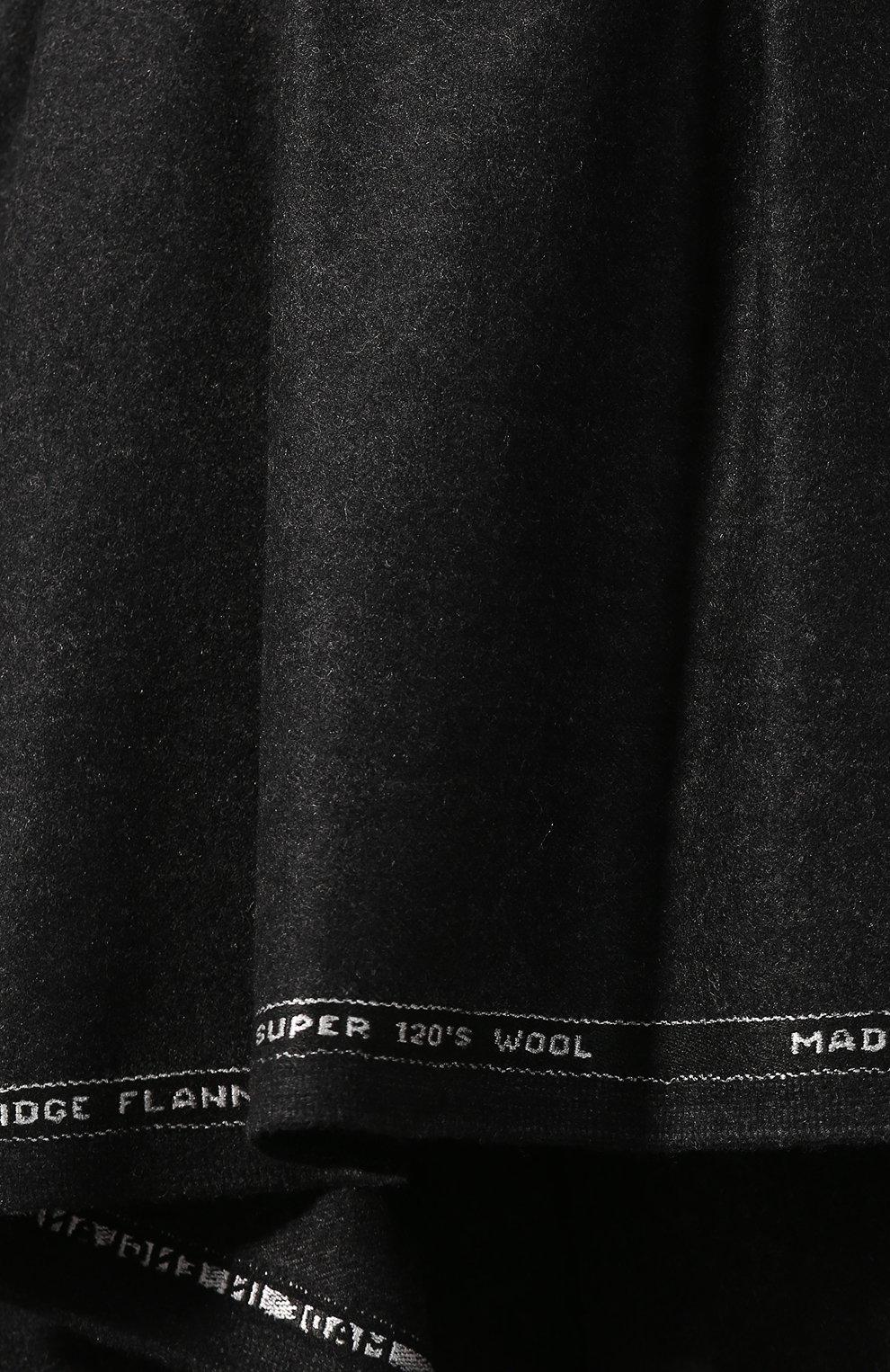 Шерстяные шорты   Фото №5