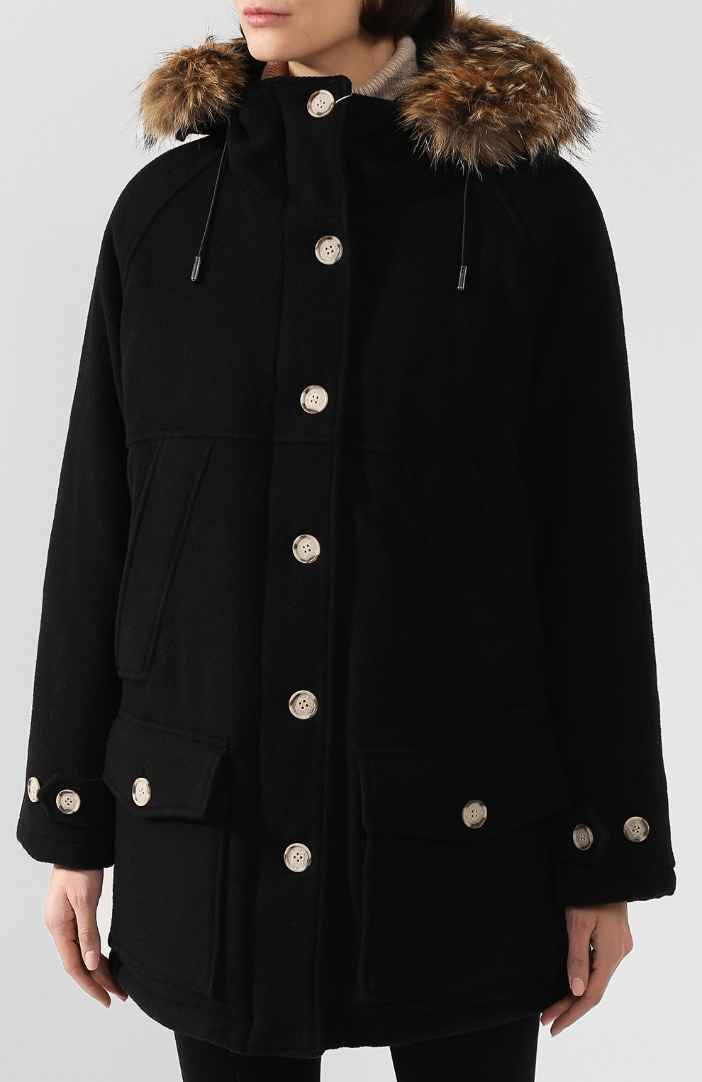 Шерстяная куртка Tundra | Фото №3