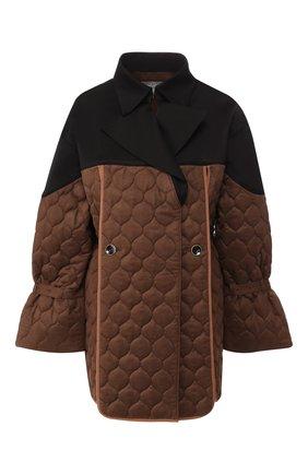 Куртка из смеси вискозы и шерсти   Фото №1