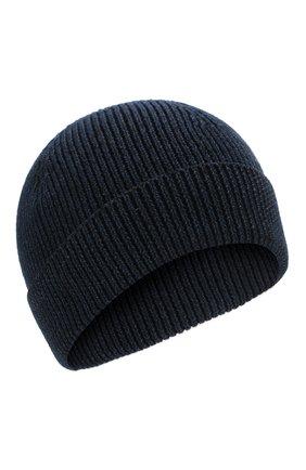Мужская хлопковая шапка RRL синего цвета, арт. 782667714 | Фото 1