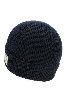 Мужская хлопковая шапка RRL синего цвета, арт. 782667714 | Фото 2